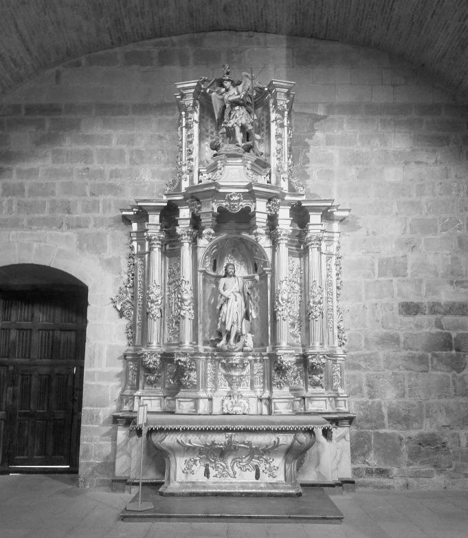 Camino Monasterio de Santa Maria Real Najera