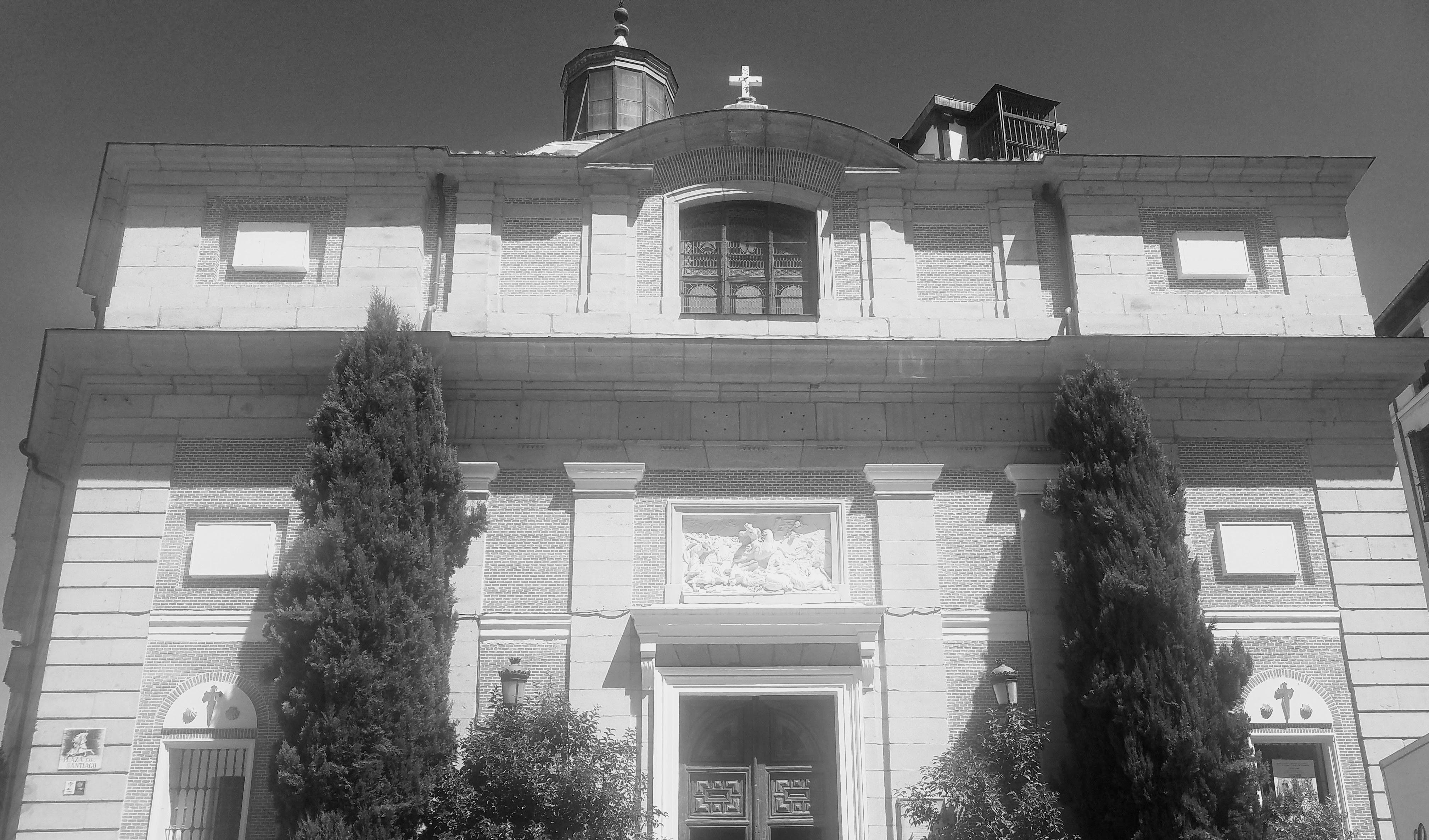 Camino Real Inglesia de Santiago y San Juan Babtista Madrid