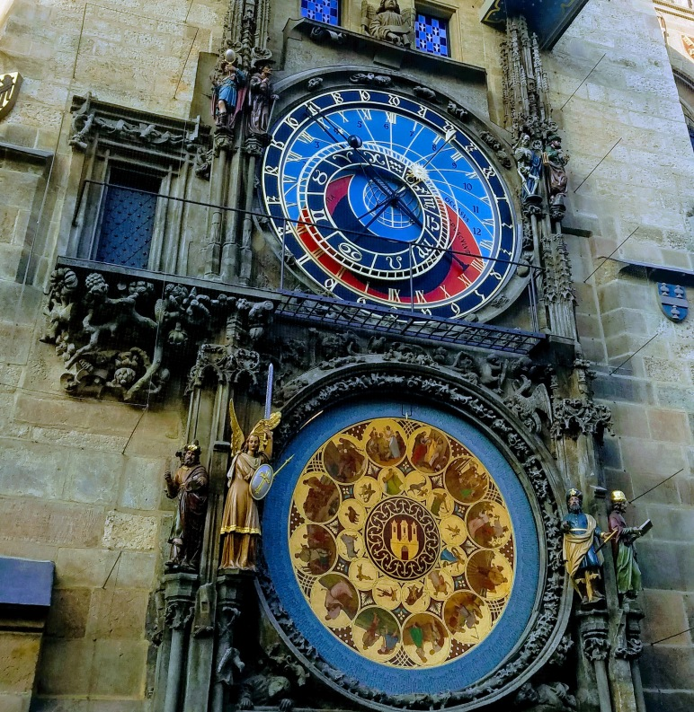 Prague Anatomical Clock