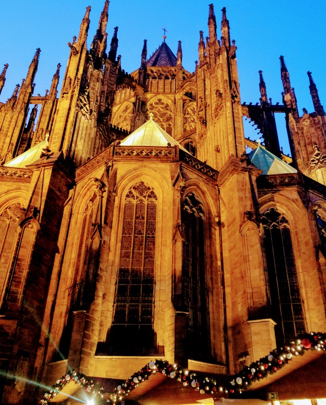 Vitus Cathedral Christmas