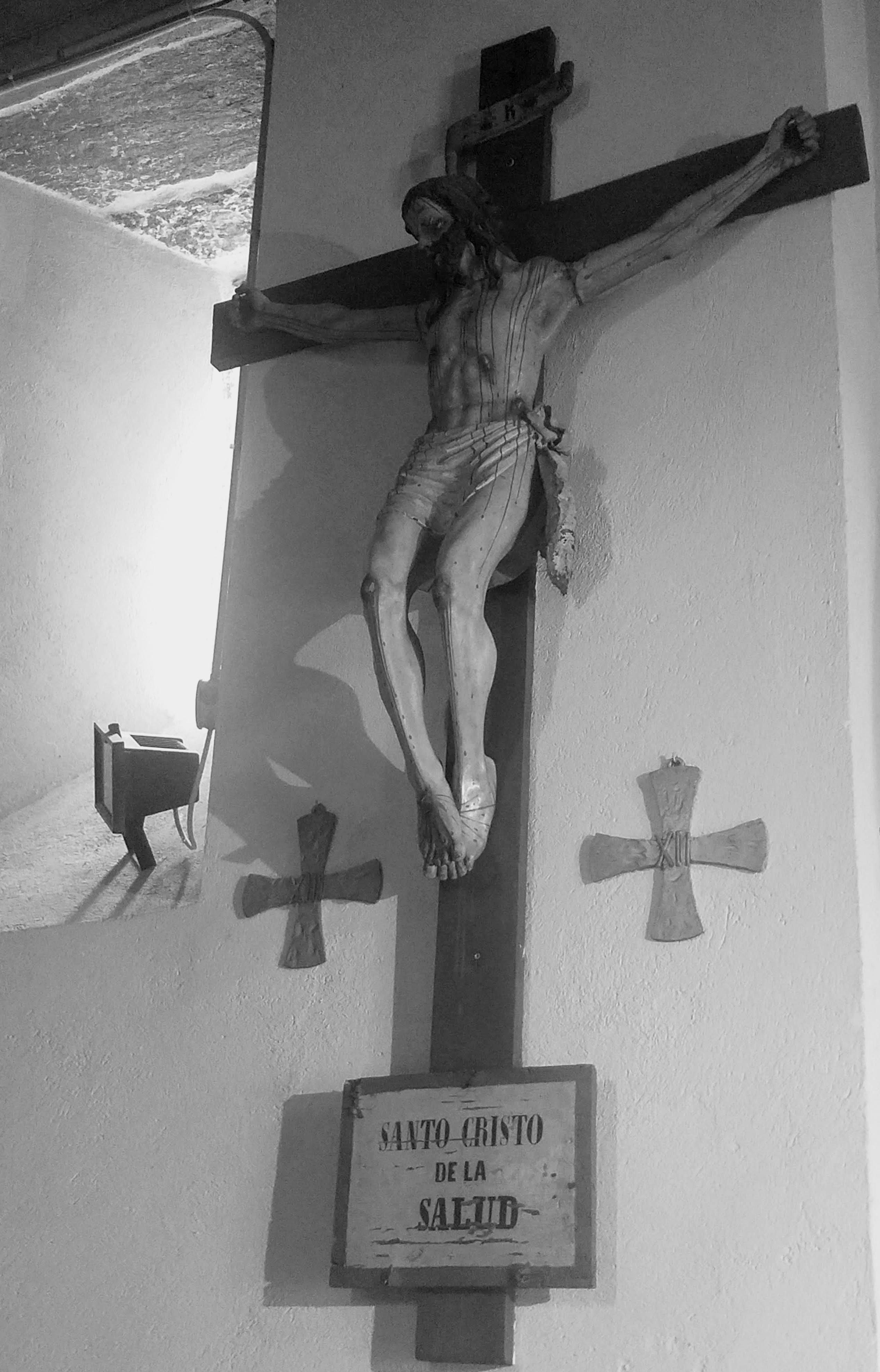 Camino San Paio Crucifix